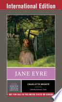 Jane Eyre  Third International Student Edition   Norton Critical Editions
