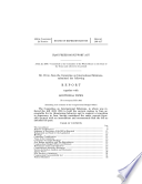 Iran Freedom Support Act Report Together With Additional Views To Accompany H R 282 Including Cost Estimate Of The Congressional Budget Office  Book PDF