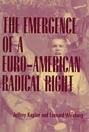 The Emergence of a Euro-American Radical Right ebook