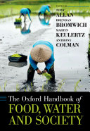The Oxford Handbook of Food  Water and Society