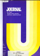 Journal of the Maryland State Dental Association