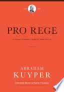 Pro Rege Book