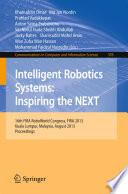 Intelligent Robotics Systems  Inspiring the NEXT Book