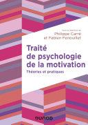 Pdf Traité de psychologie de la motivation Telecharger