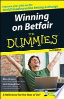 """Winning on Betfair For Dummies"" by Alex Gowar, Jack Houghton"