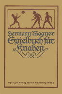 Hermann Wagners Illustriertes Spielbuch für Knaben