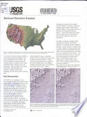 National Elevation Dataset