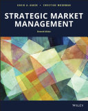 Cover of Strategic Market Management