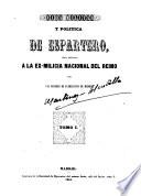Vida militar y política de Espartero  , Volume 1