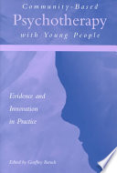 Community-based Psychotherapy with Young People