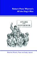 Robert Penn Warren   s All the King   s Men