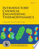 Draft Copy of Introductory Chemical Engineering Thermodynamics