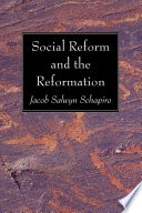 Social Reform and the Reformation