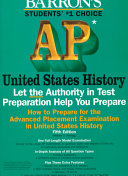 How to Prepare for the Advanced Placement Examination, AP United States History