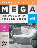 Simon   Schuster Mega Crossword Puzzle Book  9
