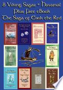8 Viking Sagas Havamal Plus Free Ebook The Saga Of Eirik The Red