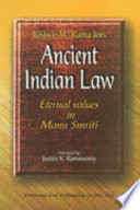 Ancient Indian Law