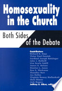 Homosexuality In The Church