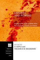 Enigmas and Powers Pdf/ePub eBook