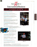 Inc S Guide To International Business