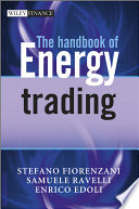 The Handbook of Energy Trading Book