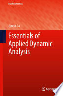 Essentials of Applied Dynamic Analysis Book