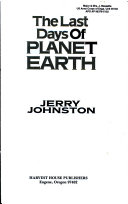Download The last days of planet Earth Epub