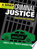 A Brief Introduction to Criminal Justice