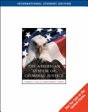 The American System Of Criminal Justice International Edition