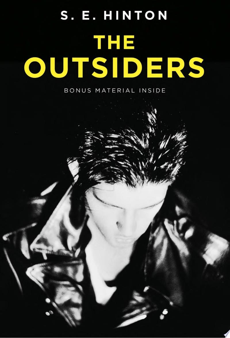 The Outsiders banner backdrop