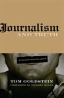 Journalism and Truth