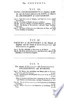 Codex Juris Ecclesiastici Anglicani, Or, The Statutes, Constitutions, Canons, Rubricks and Articles, of the Church of England, Methodically Digested Under Their Proper Heads