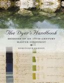 Pdf The Dyer's Handbook Telecharger