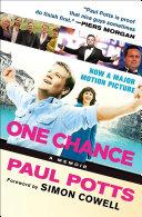 One Chance Pdf/ePub eBook