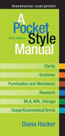 A Pocket Style Manual Book