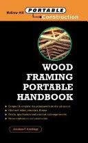 Wood Framing Portable Handbook