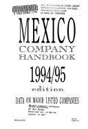 Mexico Company Handbook