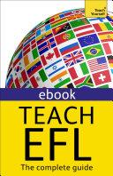 Teach English as a Foreign Language: Teach Yourself (New Edition) [Pdf/ePub] eBook