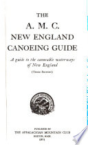 The A.M.C. New England Canoeing Guide