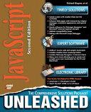 JavaScript Unleashed Book