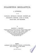 Diabetes Mellitus Book