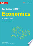 Cambridge IGCSE® Economics