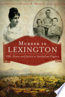 Murder In Lexington