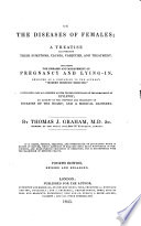 On The Diseases Of Females Third Edition Revised And Enlarged