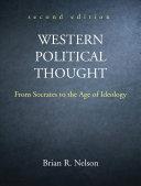 Western Political Thought Pdf/ePub eBook