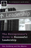 The Entrepreneur s Guide to Successful Leadership Book
