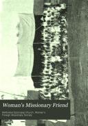 Pdf Woman's Missionary Friend