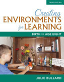 Creating Environments for Learning Book