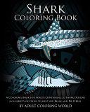Shark Coloring Book