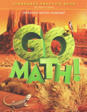 Go Math! Standards Practice Book Level 5